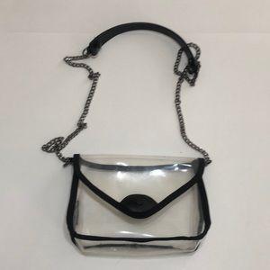 Samson it's clear purse